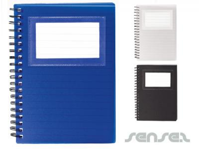 Business card holder notepad a5 promotional memopads sense2 business card holder notepad a5 colourmoves Gallery